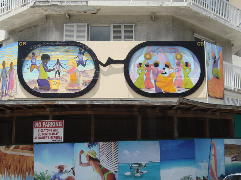 A Grand Bahamian Vision by Claudette Dean and Chantal E.Y. Bethel