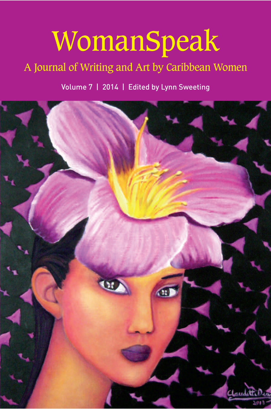 The WomanSpeak Journal Vol7. 2014