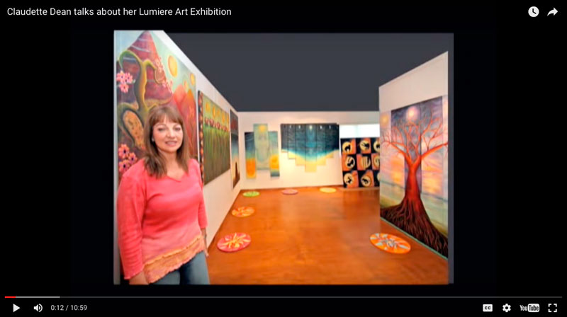 "Lumiere Video: ""A Bold Vision from Claudette Dean"""